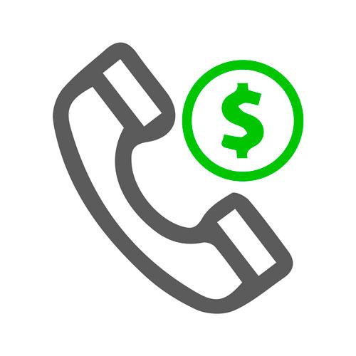Saldo para llamadas internacionales - Voipocel
