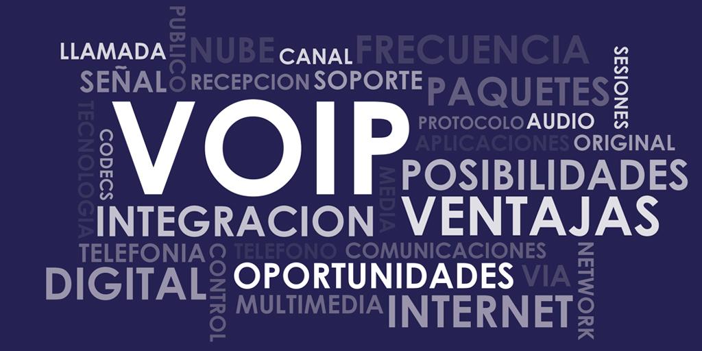 Ventajas de la Telefonía a través de sistema VOIP para su empr