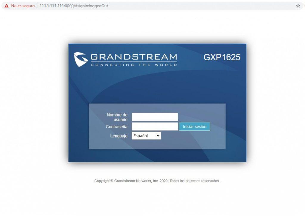 Bienvenida_Configuracion_Telefono-Grandstream-GXP1620-25_Voipocel