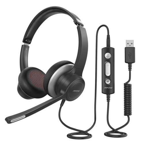 Audífono USB MPow HC6 - Voipocel
